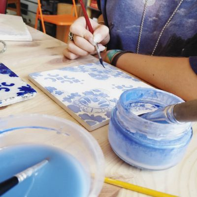 Tile Painting Workshops