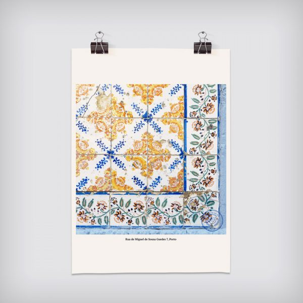 Azulejos Posters